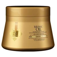 L'Oréal Professionnel Mythic Oil Maske für normales bis feines Haar 500 ml