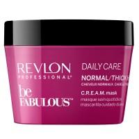 Revlon Be Fabulous Daily Care Normal Cream Mask 200 ml