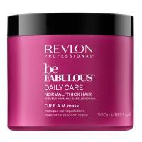 Revlon Be Fabulous Daily Care Normal Cream Mask 500 ml