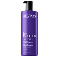 Revlon Be Fabulous Fine Cream Shampoo 1000 ml