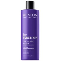 Revlon Be Fabulous Fine Cream Shampoo 1000 ml