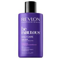Revlon Be Fabulous Fine Cream Conditioner 750 ml