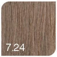 Orofluido Permant Colour 7,24 Mittelblond Perlmutt-Kupfer 50 ml