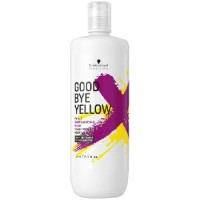 Schwarzkopf Goodbye Yellow Shampoo 1000 ml