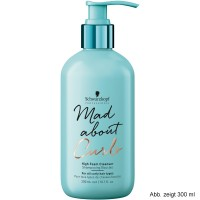 Schwarzkopf Mad About Curls High Foam Cleanser 1000 ml