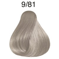 Wella Koleston Rich Naturals 9/81 Lichtblond perl-asch 60 ml