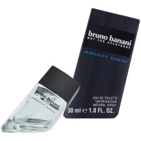 bruno banani About Men EdT Natural Spray 30 ml