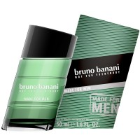 bruno banani Made for Men EdT Natural Spray 50 ml