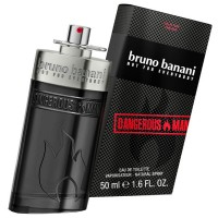 bruno banani Dangerous Man EdT Natural Spray 50 ml