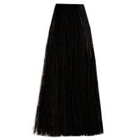 3DeLuxe Professional Hair Color Cream 1.0 Schwarz 100 ml