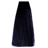 3DeLuxe Professional Hair Color Cream 1.10 Blauschwarz 100 ml