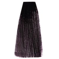 3DeLuxe Professional Hair Color Cream 4.12 Mittelbraun asch irisé 100 ml