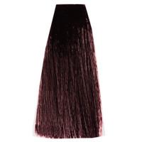 3DeLuxe Professional Hair Color Cream 4.52 Mittelbraun schokolade mahagoni 100 ml
