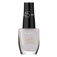 ASTOR Quick & Shine Nagellack 610 Mist On My Face 8 ml
