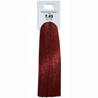 Alcina Color Creme 7.45 mittelblond kupfer-rot 60 ml