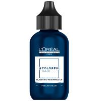L'Oréal Professionnel Flash Pro Hair Make Up Feeling Blue 60 ml