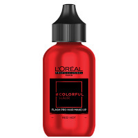 L'Oréal Professionnel Flash Pro Hair Make Up Red Hot 60 ml
