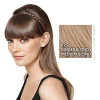 Hairdo French Braid Band R25 Ginger Blond