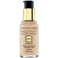 Max Factor Face Finity 3-In-1 Foundation 30 Porcelain 30 ml