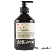 INSIGHT Anti-Yellow Shampoo 900 ml