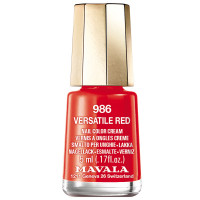 Mavala Nagellack Dash & Splash Color's 986 Versatile Red 5 ml