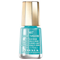 Mavala Nagellack Dash & Splash Color's 987 Vibrant Turquoi 5 ml