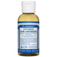 Dr. Bronner's 18-in-1 Naturseife Pfefferminze 60 ml