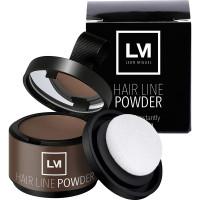 Leon Miguel Hair Line Powder hellbraun 4 g