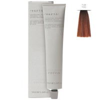 Previa Earth Colour 7.44/7CC kupfer blond 100 ml