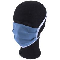 Solida Mund- und Nasenmaske 100% Polyester mit Ohrgummi, Dessin 7