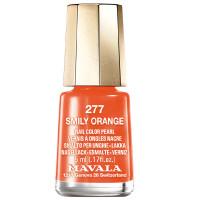 Mavala Nagellack Jelly Effect Collection Smily Orange 5 ml