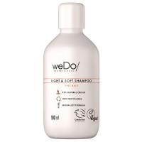 weDo Professional Light & Soft Shampoo 100 ml