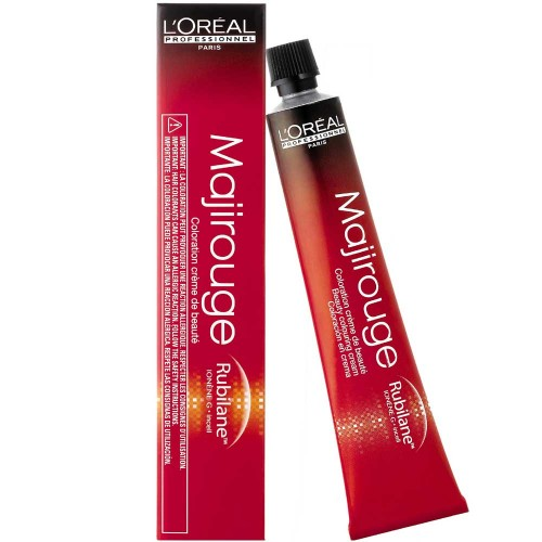 Loreal Majirouge 4,20 mittelbraun intensives violett 50 ml