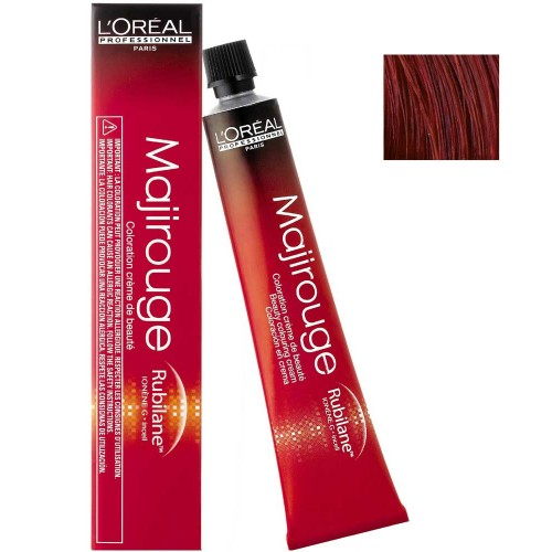 L'Oréal Professionnel Majirouge 5,64 mittelbraun intensives rot kupfer 50 ml