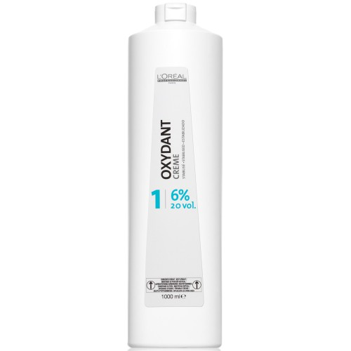 L'Oréal Oxydant 6 % Creme 1000 ml