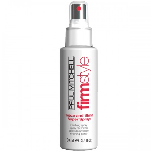 Paul Mitchell Style firm hold Freeze and Shine Super Spray