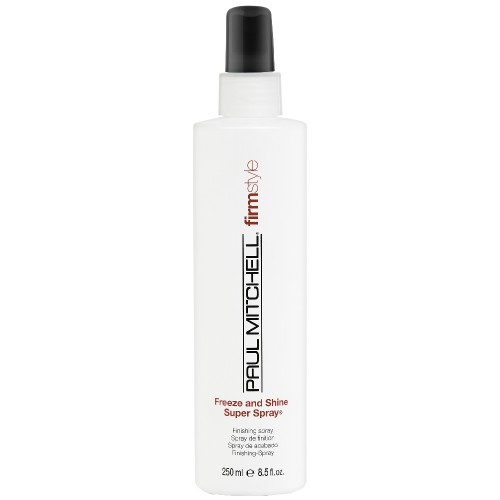 Paul Mitchell Style firm hold Freeze and Shine Super Spray 250 ml