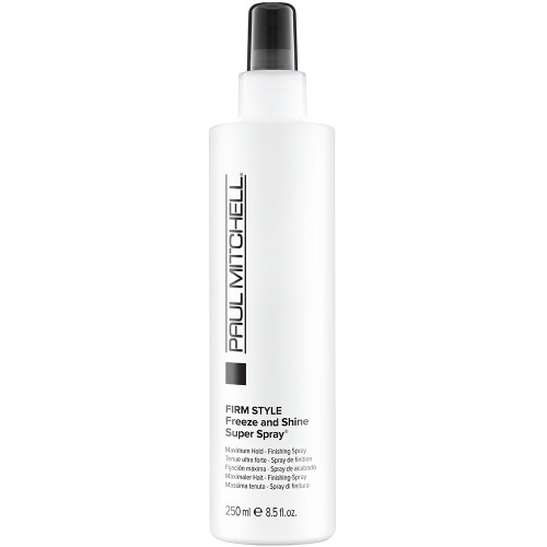 Paul Mitchell Firm Style Freeze And Shine Super Spray 250 ml