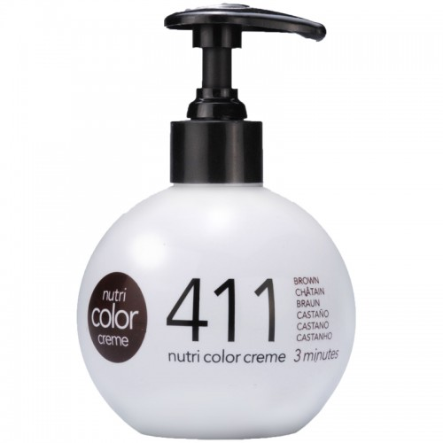 Revlon Nutri Color Braun 411