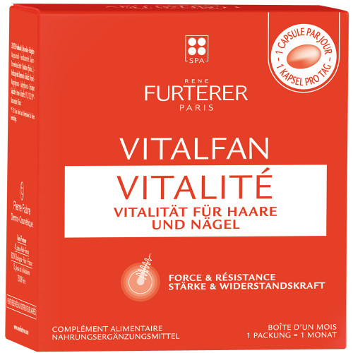 Rene Furterer Vitalfan Vitalité Kapseln 30 Stück