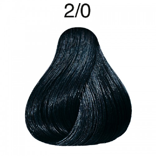 Wella Color Touch Pure Naturals Schwarz natur 2/0