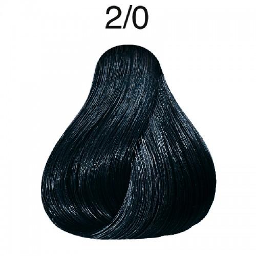 Wella Color Touch Pure Naturals Schwarz natur 2/0