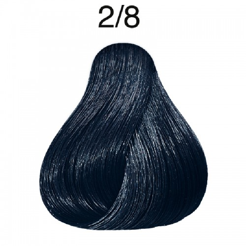 Wella Color Touch Rich Naturals 2/8 blau-schwarz