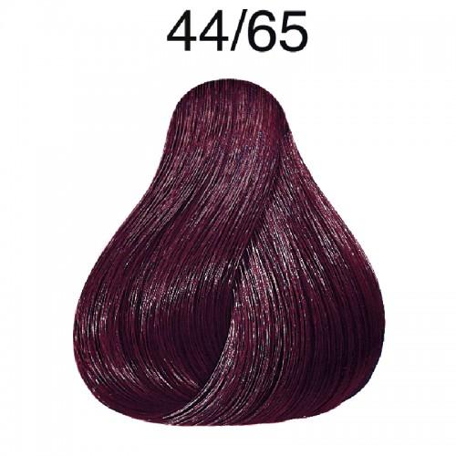 Wella Color Touch Vibrant Reds 44/65 violett-mahagoni