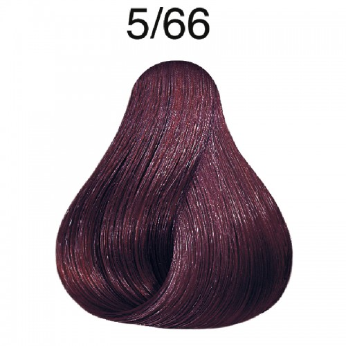 Wella Color Touch Vibrant Reds 5/66 violett