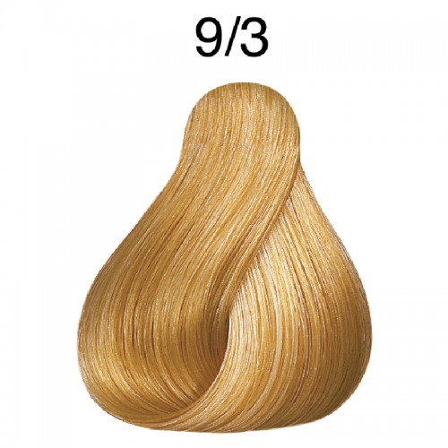 Wella Koleston 9/3 Lichtblond gold