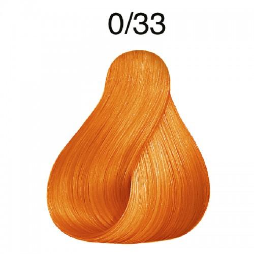 Wella Koleston 0/33 Gold-intensiv