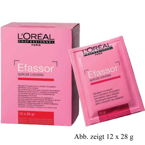 L'oreal Efassor Color Cleaner 3 x 36 g