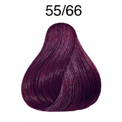 Wella koleston 55/66  intensiv violett-intensiv