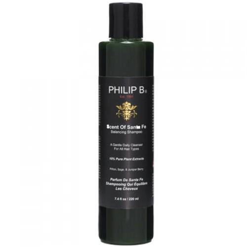 Philip B. Scent of Santa Fe Shampoo 240 ml